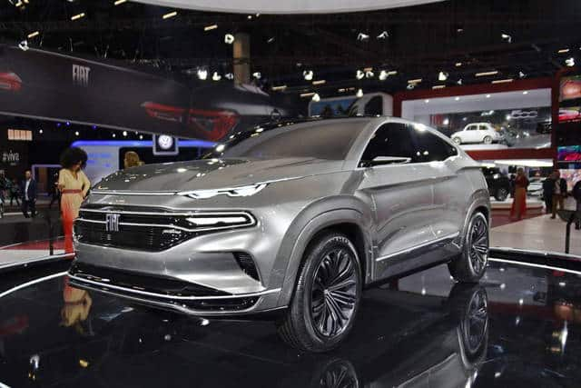 Fiat Fastback, a new special SUV