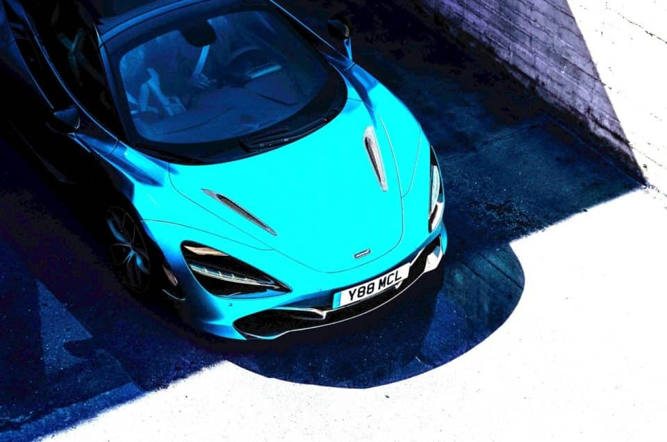 The New McLaren 720s Spider Is Coming Soon