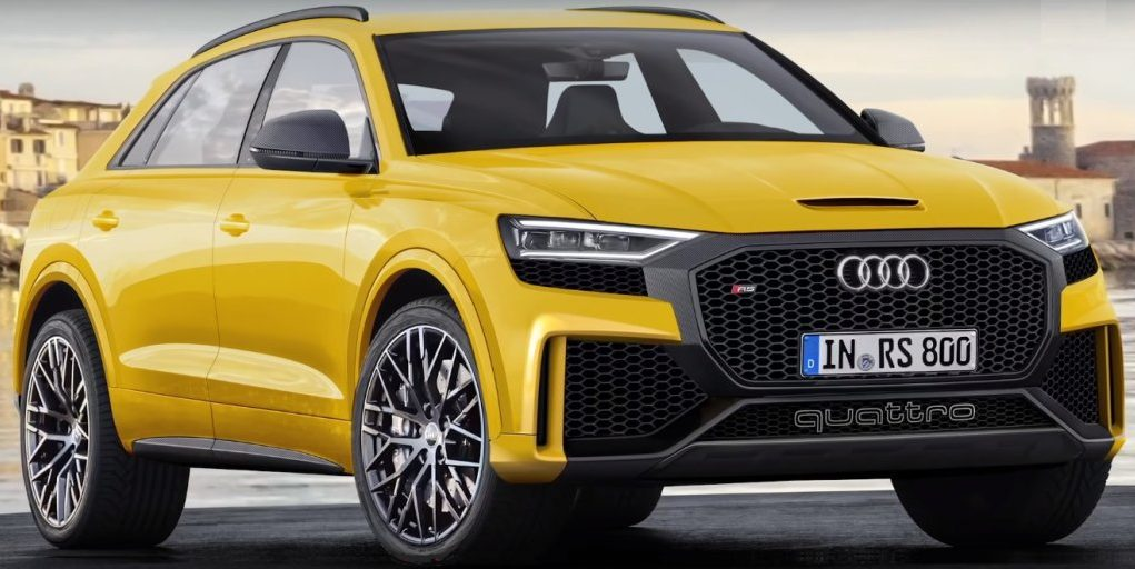 Some Interesting News About Audi Rs Q8 Italy Luxury Car Hire
