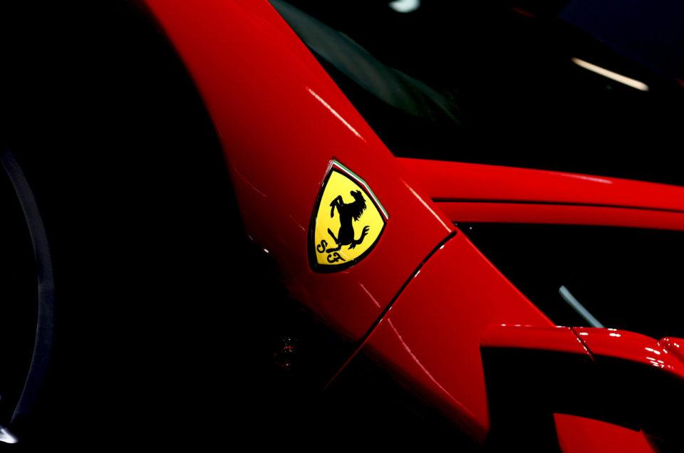 Ferrari, V8 Hybrid