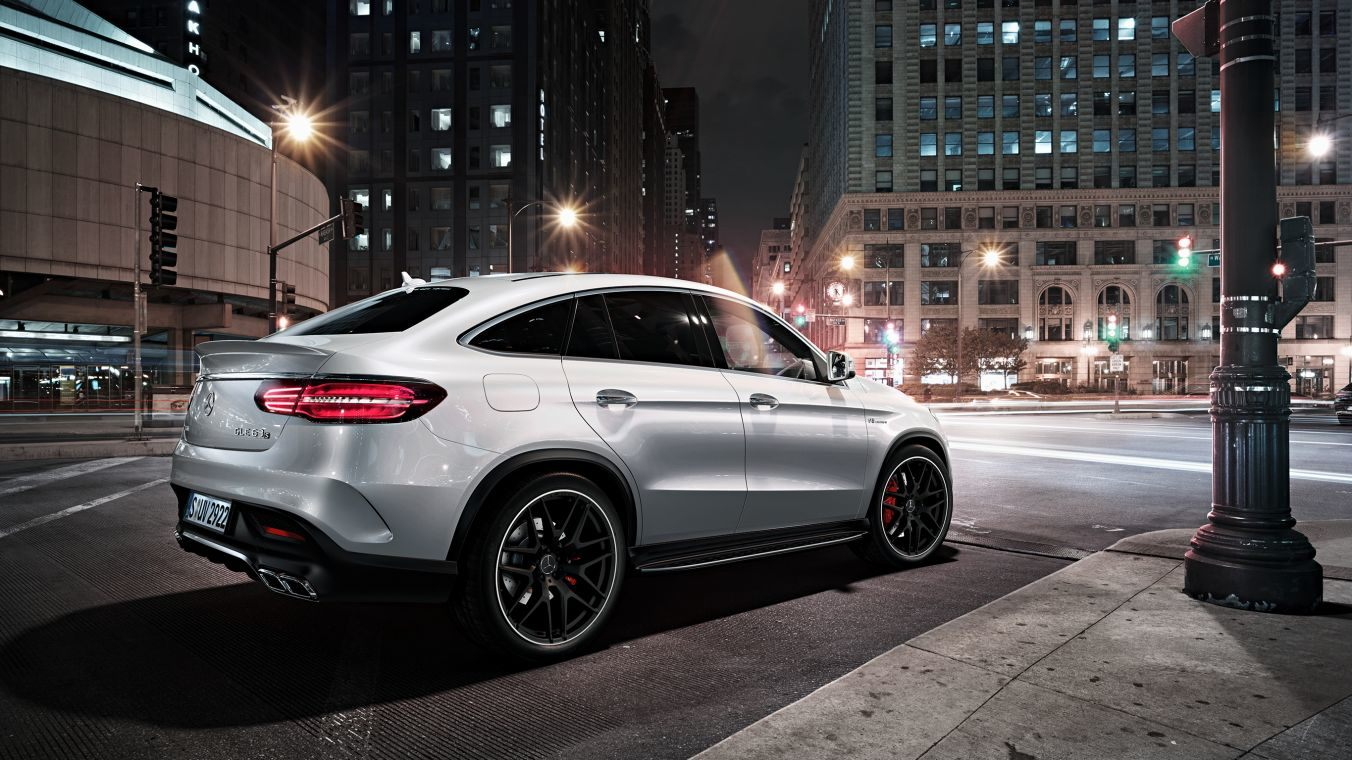 Mercedes AMG GLE 64 S Gallery