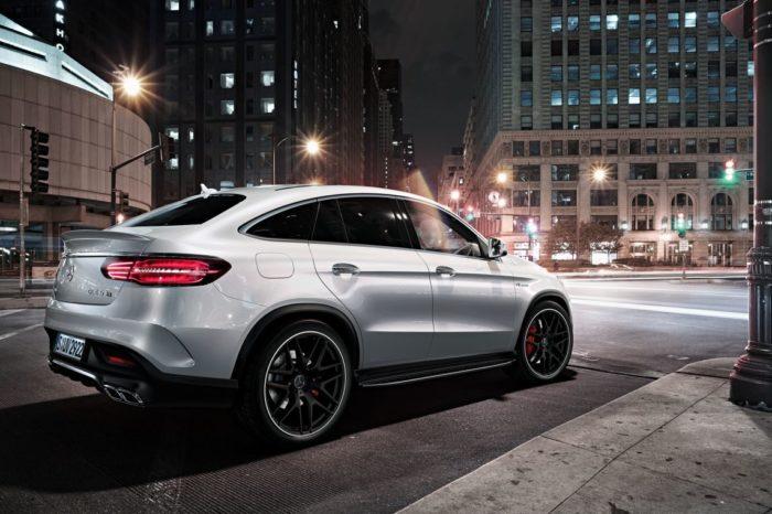 Mercedes-AMG GLE 64 S