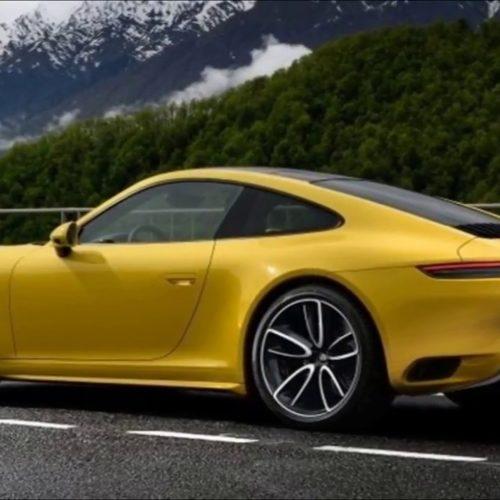 Porsche 992 Gallery