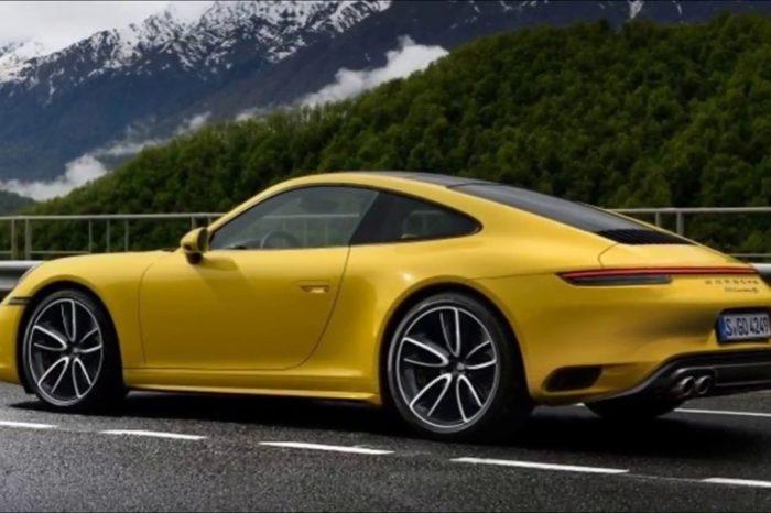 Porsche 992