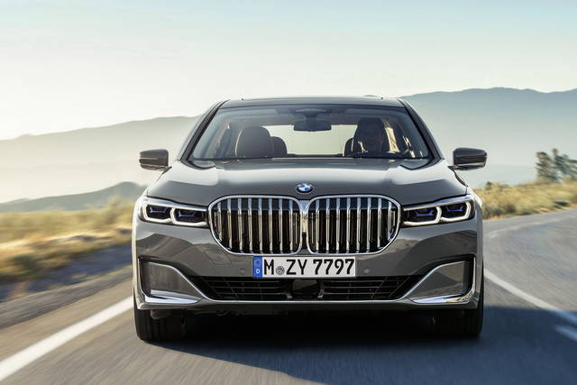 Some news about the BMW 7 Series