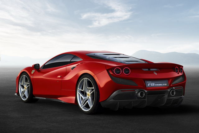 Ferrari F8 Tributo, the heir of the 488 GTB