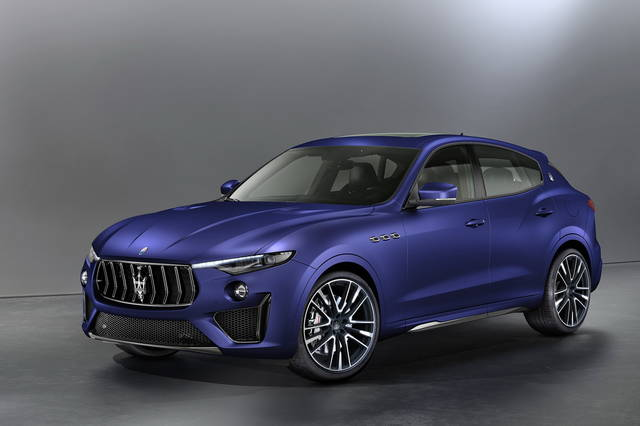 Some interesting news about Maserati, Geneva International Motor Show 2019