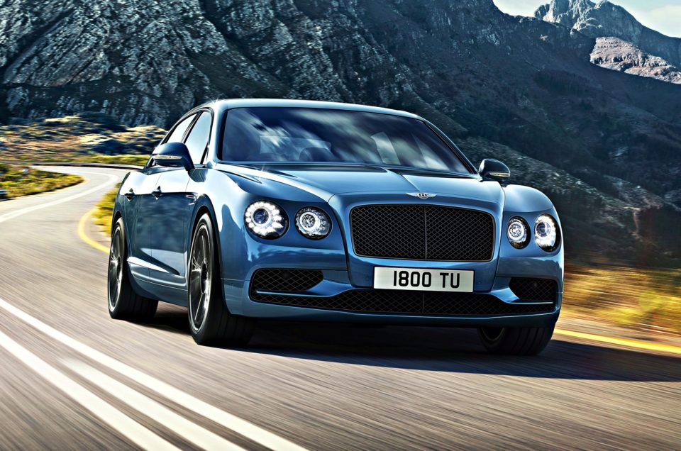 Some interesting news about the Bentley Flying Spur