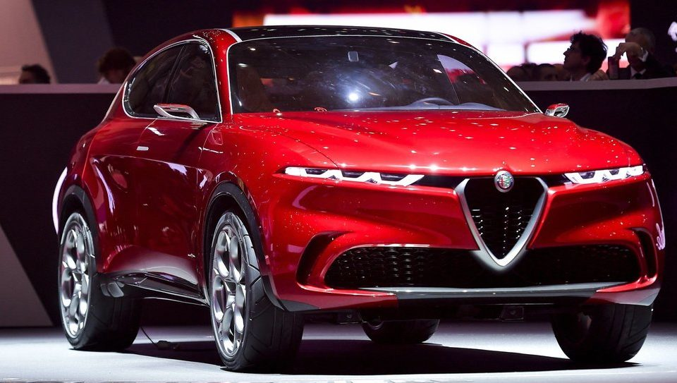 Alfa Romeo Tonale, Geneva Motor Show 2019