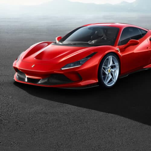 Rent a Ferrari F8 Tributo