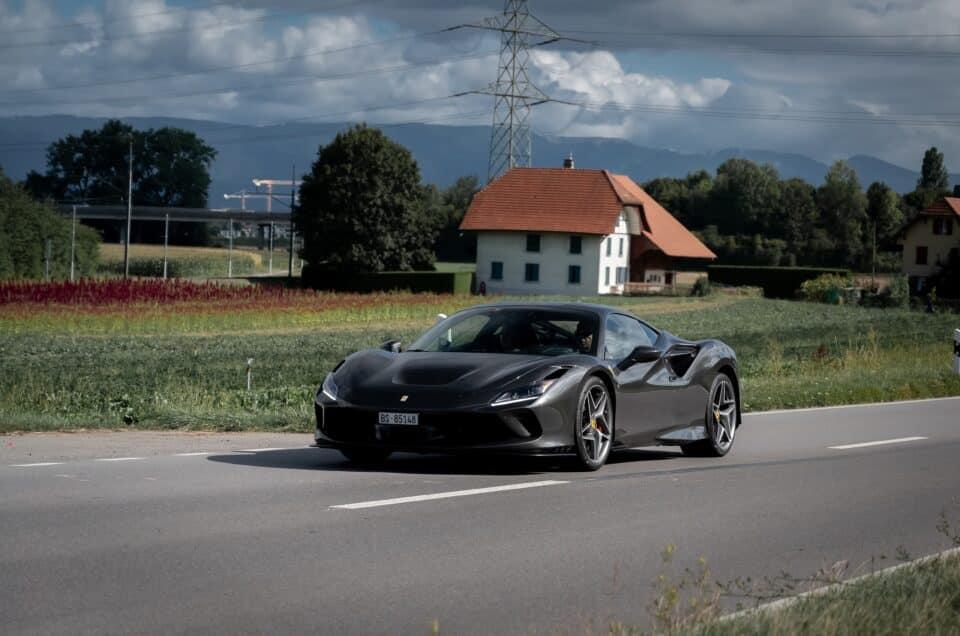 Ferrari In Italy