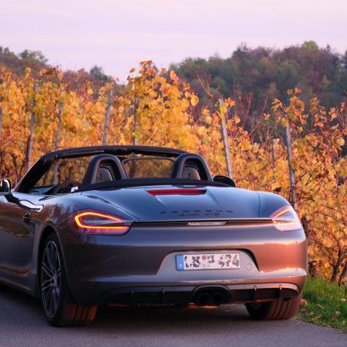 Porsche 992 Cabriolet Rental