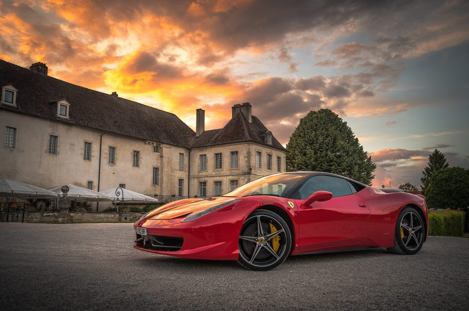 Rent A Ferrari Roma In Milan And Enjoy the Best Experience!